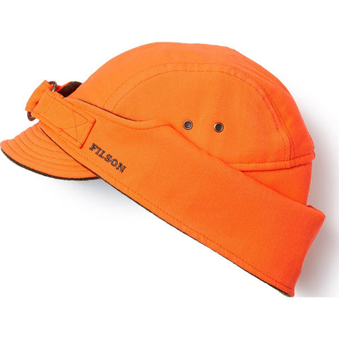 Filson Big Game Upland Hat | Bright Orange X-Large  11060065BlazeOrang