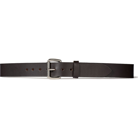 Filson 1-1/2 Leather Belt | BrnStainSt 28 11063202BrnStainSt