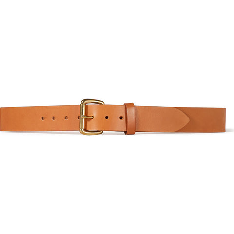 Filson 1-1/2 Leather Belt | Bridle -Brown Stainless 36 11063202