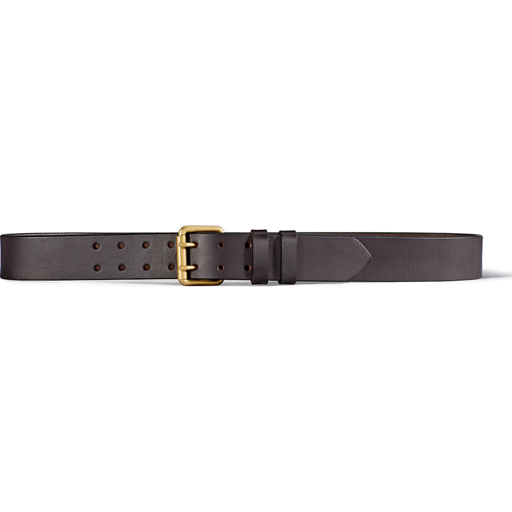 Filson Double Prong Belt | Brown 28 11063218Brown