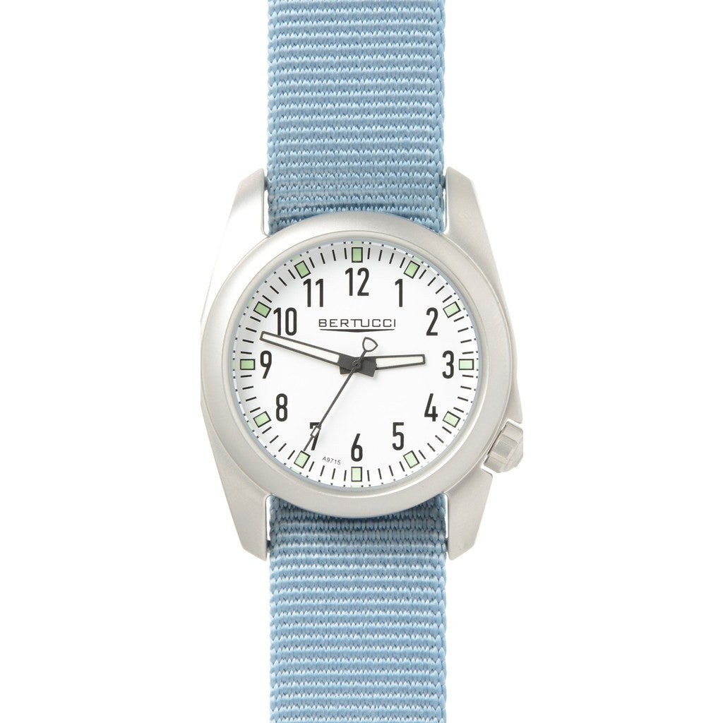 Bertucci Ventara Watch | White/Sea Dog Gray 11064