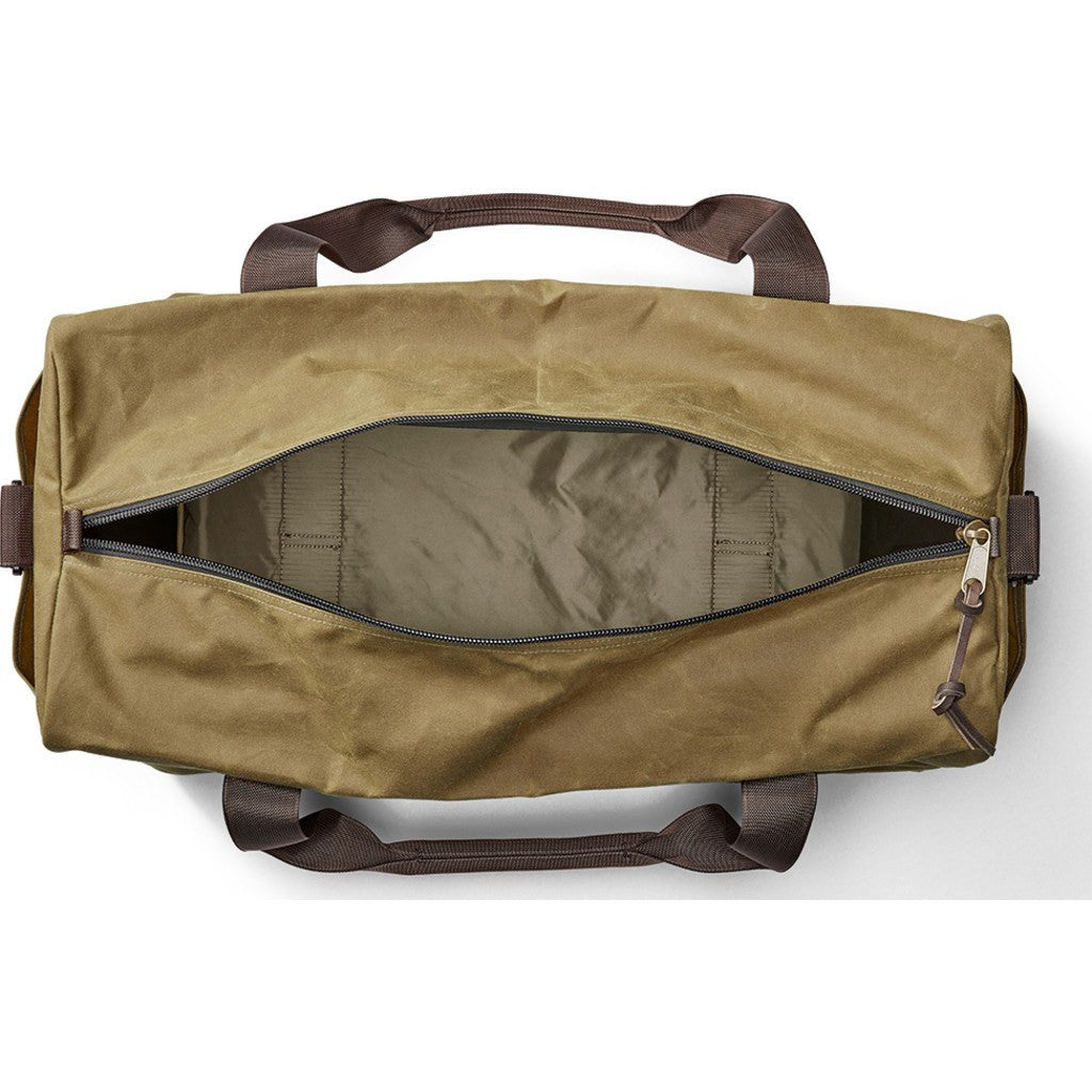 e03a4dec1315 Filson Field Duffle Bag Medium Dark Tan Brown 11070015 - Sportique