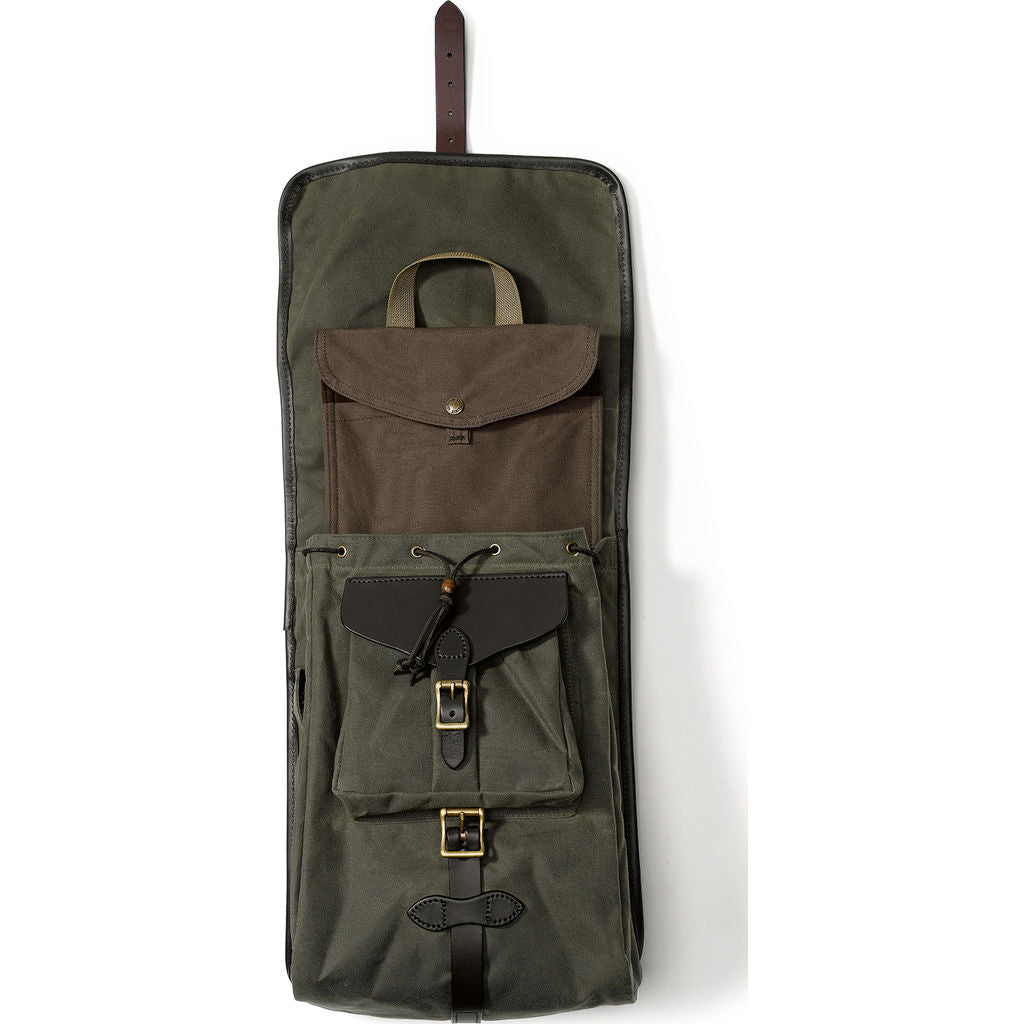 Filson Tin Cloth Backpack | Otter Green- 11070017