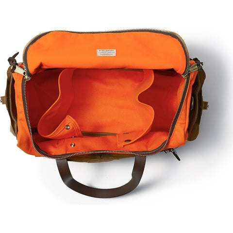 Filson Heritage Sportsman Bag | Orange/Dark Tan- 11070073
