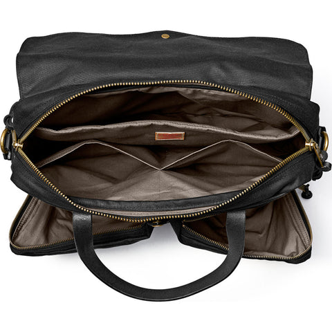 Filson 24-Hour Tin Briefcase | Black- 11070140