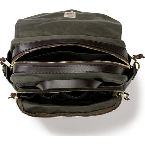 Filson Padded Computer Bag | Otter Green- 11070258