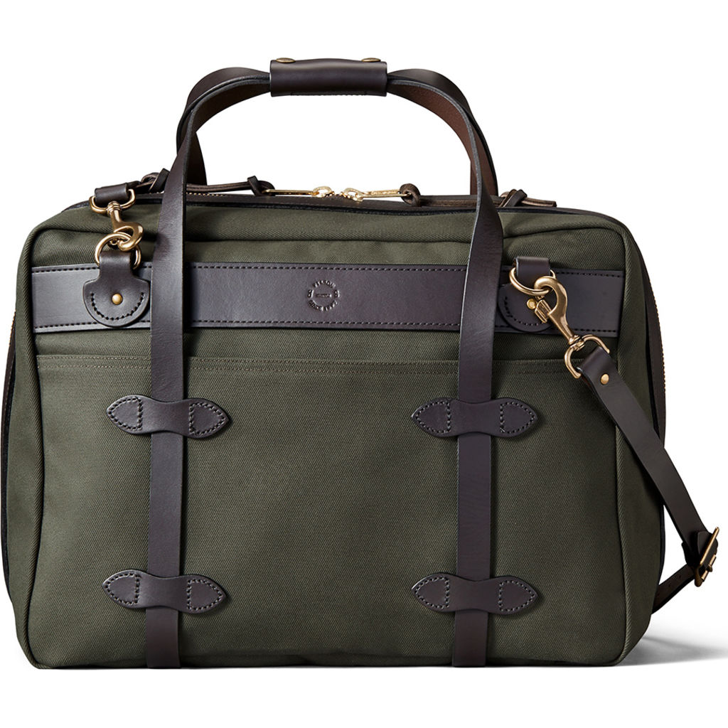 Filson Small Pullman Bag | Otter Green- 11070346