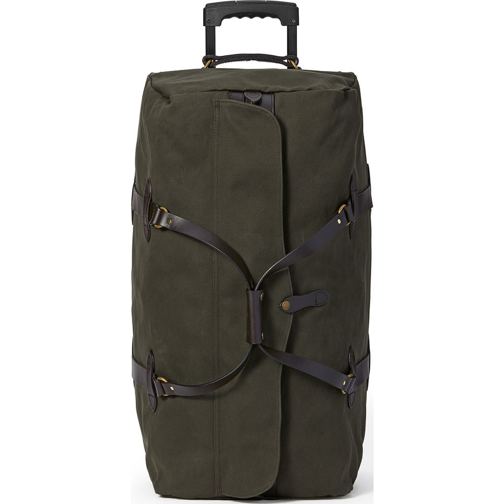 Filson Large Rolling Duffle Bag | Otter Green- 11070375