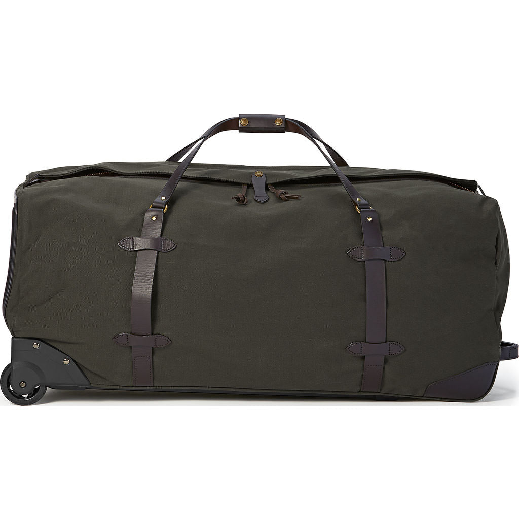 dfad7ff84d9 ... Filson Extra Large Rolling Duffle Bag   Otter Green- 11070376 ...