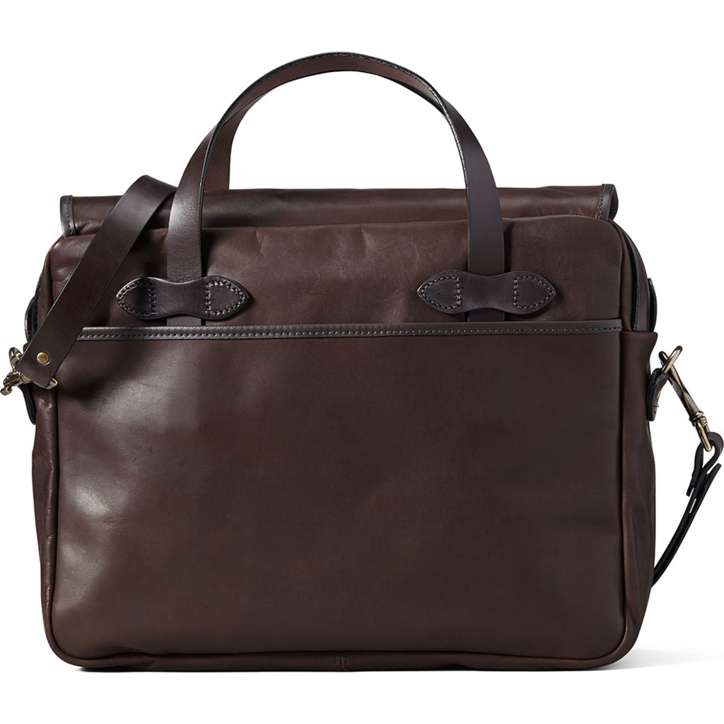 Filson Weatherproof Original Briefcase | Sierra Brown