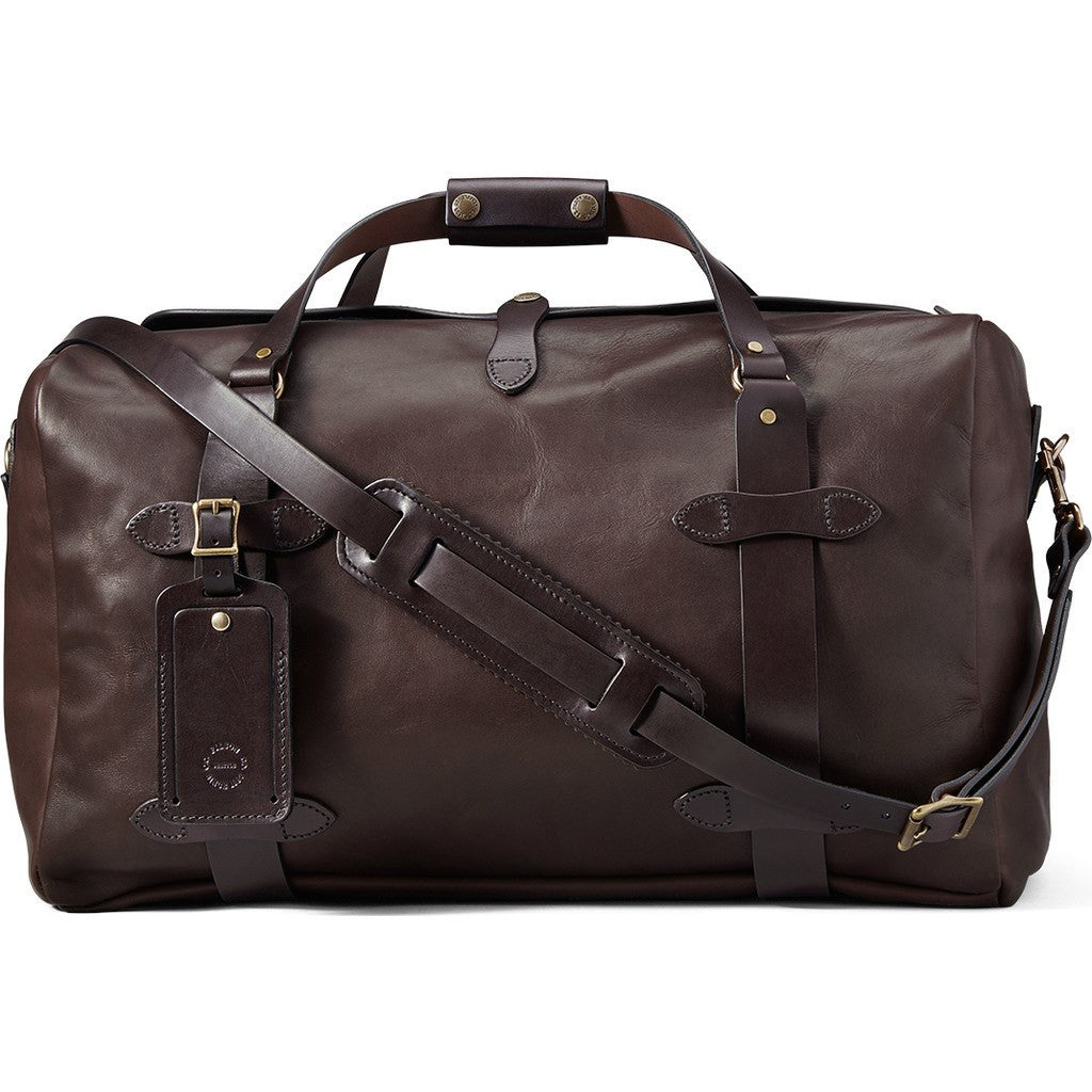Filson Weatherproof Duffle Medium Sierra Brown OS - Brass 11070397