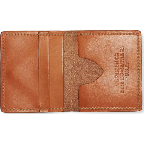 Filson Cash & Card Case | Tan Leather 11070421