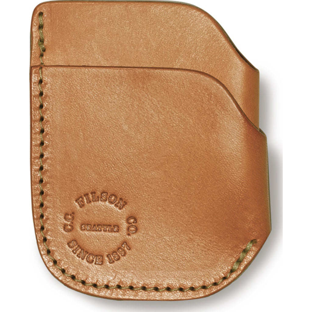 Filson Front Pocket Cash & Card Case | Tan 11070422TanLeather
