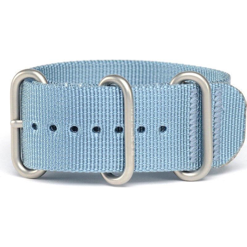 Bertucci DX3 Nylon Watch Band | Sea Dog Gray #111