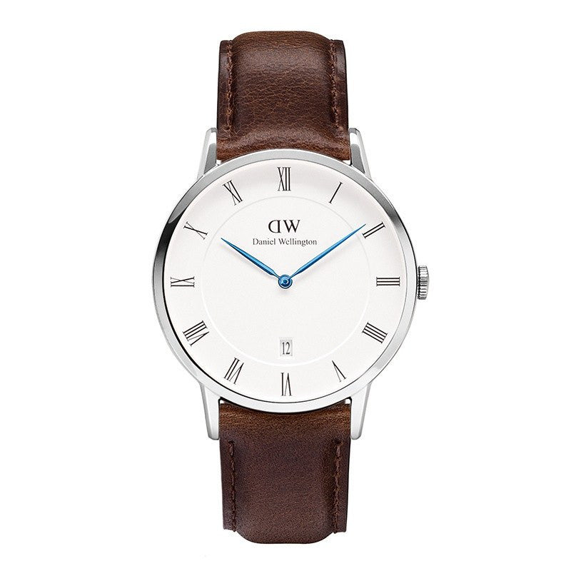 Daniel Wellington Dapper Bristol Men's Watch | Silver 1123DW