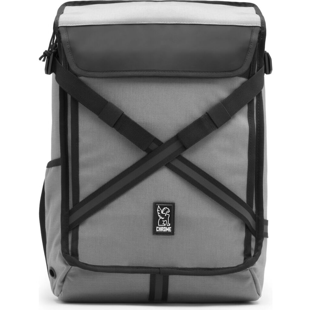 Chrome Echo Bravo Backpack | 20L Gargoyle Grey BG-248-GRGY-NA