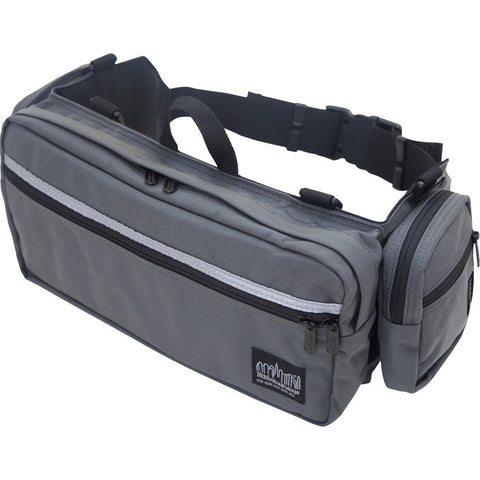 Manhattan Portage Urban Trek Waist Pack | Black 1150-BL BLK / Grey 1150-BL GRY / Navy 1150-BL NVY