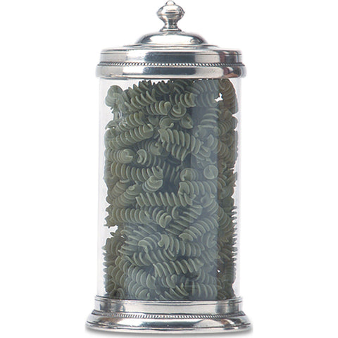 Match Glass Canister