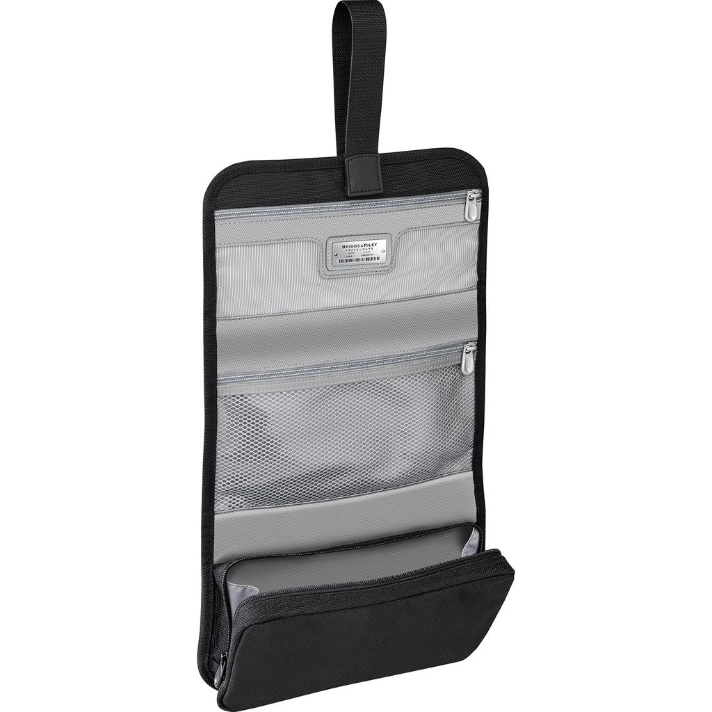 Briggs & Riley Compact Toiletry Kit | Black- 118