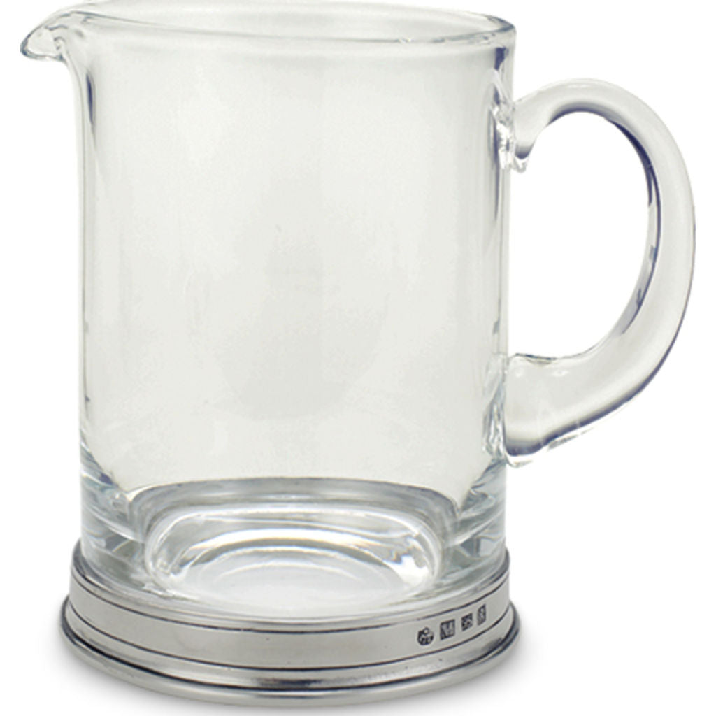 Match Branch Bar Pitcher | Pewter