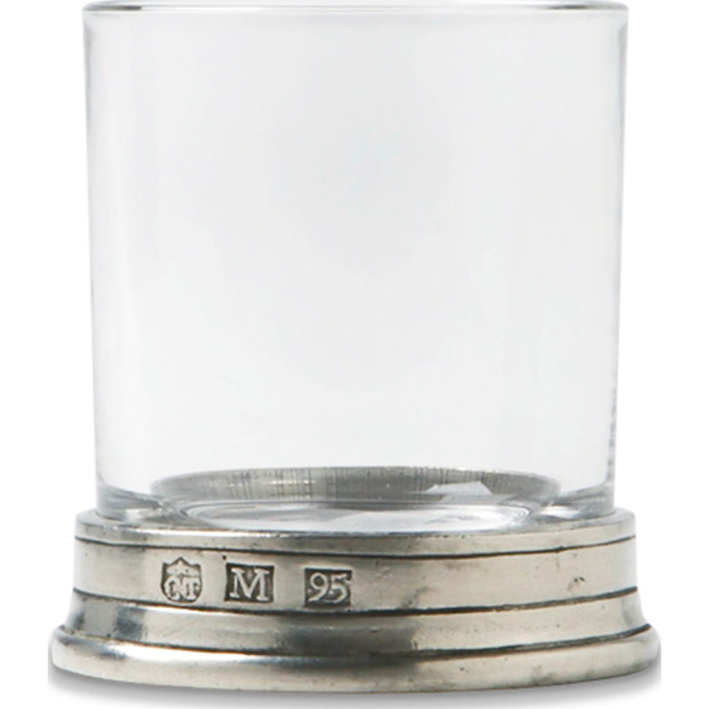 Match Classic Neat Shot Glass | Set Of 2