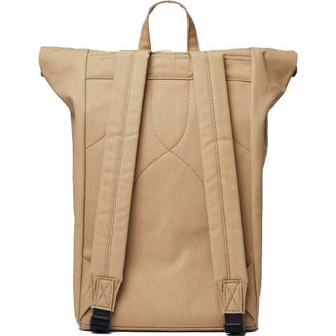 Sandqvist Dante Backpack | Beige/Natural Leather