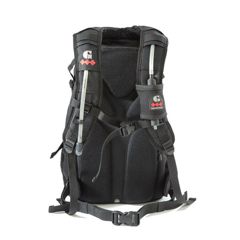 Geigerrig Rig 1200 Hydration Backpack | Ballistic Black