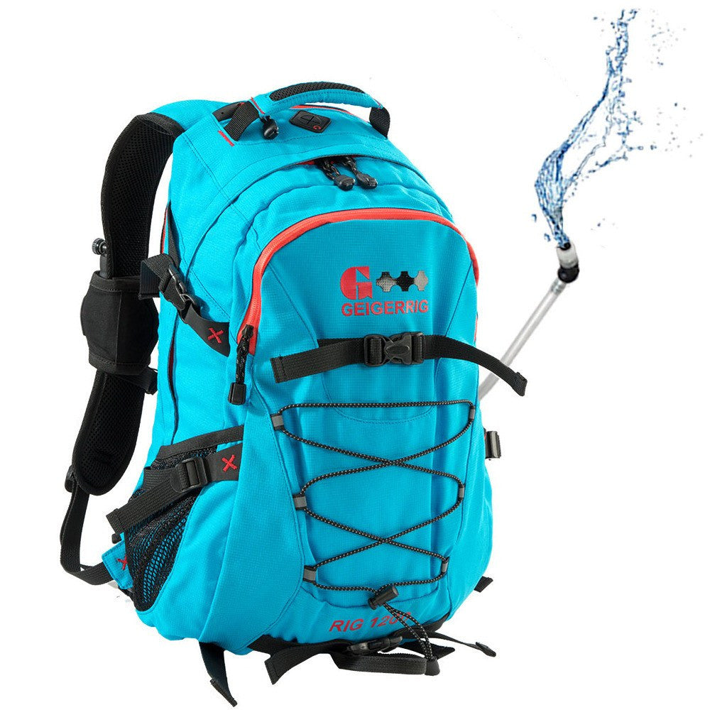 Geigerrig Rig 1200 Hydration Backpack | Ocean Blue