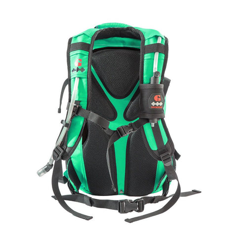 Geigerrig Rig 1200 Hydration Backpack | Green