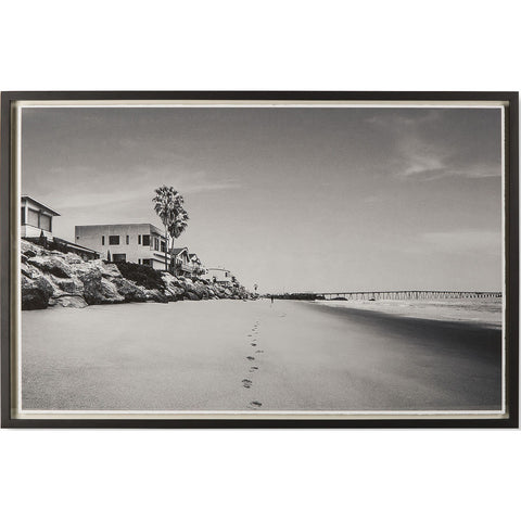 Resource Decor Vista Archival Paper Print | Solid Wood