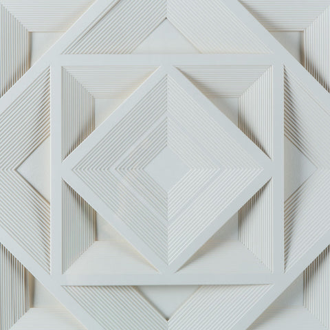 Resource Decor Geometric Shadow Box | Style B