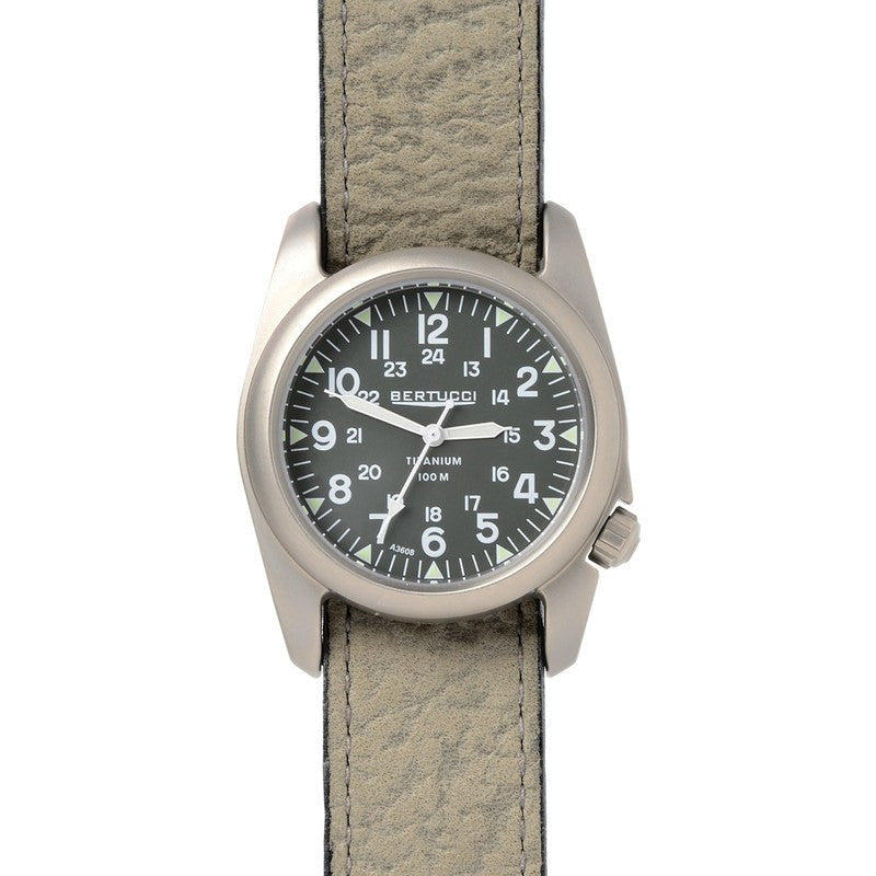 Bertucci A-2T Vintage Watch | Marine Green/Foliage 12081
