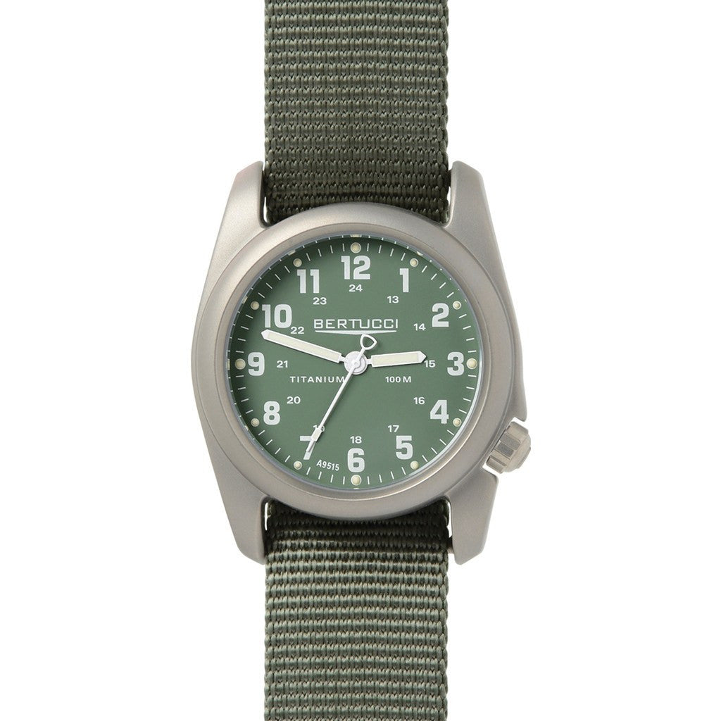 Bertucci A-2T Original Classics Watch | Drab/Defender Drab 12084
