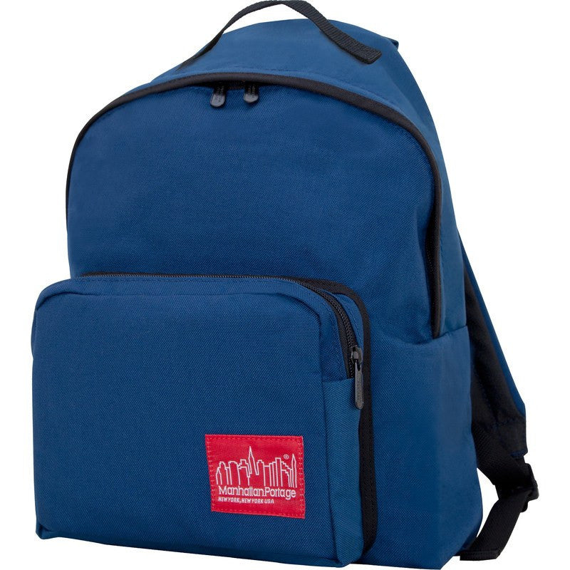 Manhattan Portage Medium Big Apple Backpack | Navy 1210-BD NVY