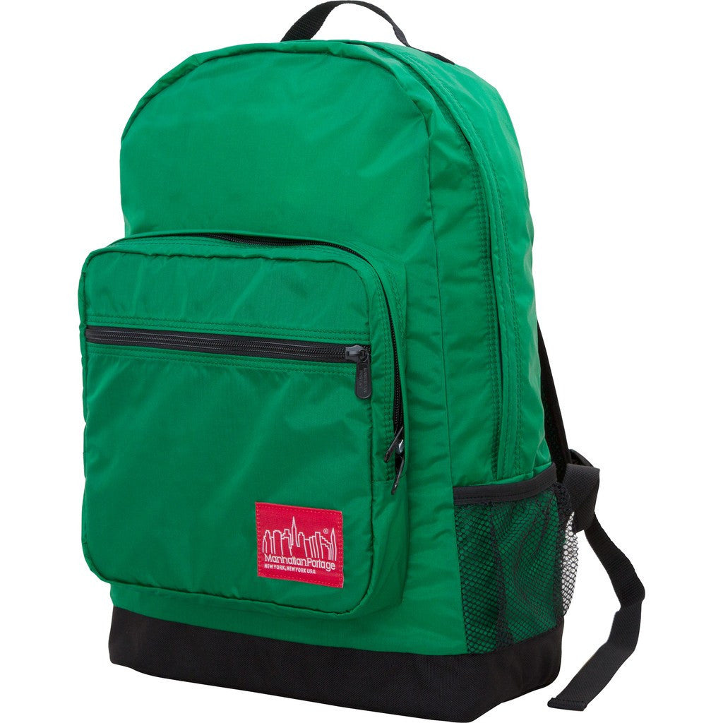 Manhattan Portage Cordura Lite Morningside Backpack | Green 1212-CD-L GRN / Yellow 1212-CD-L YEL