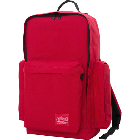 Manhattan Portage Hiking Daypack | Black 1215 BLK / Red 1215 RED