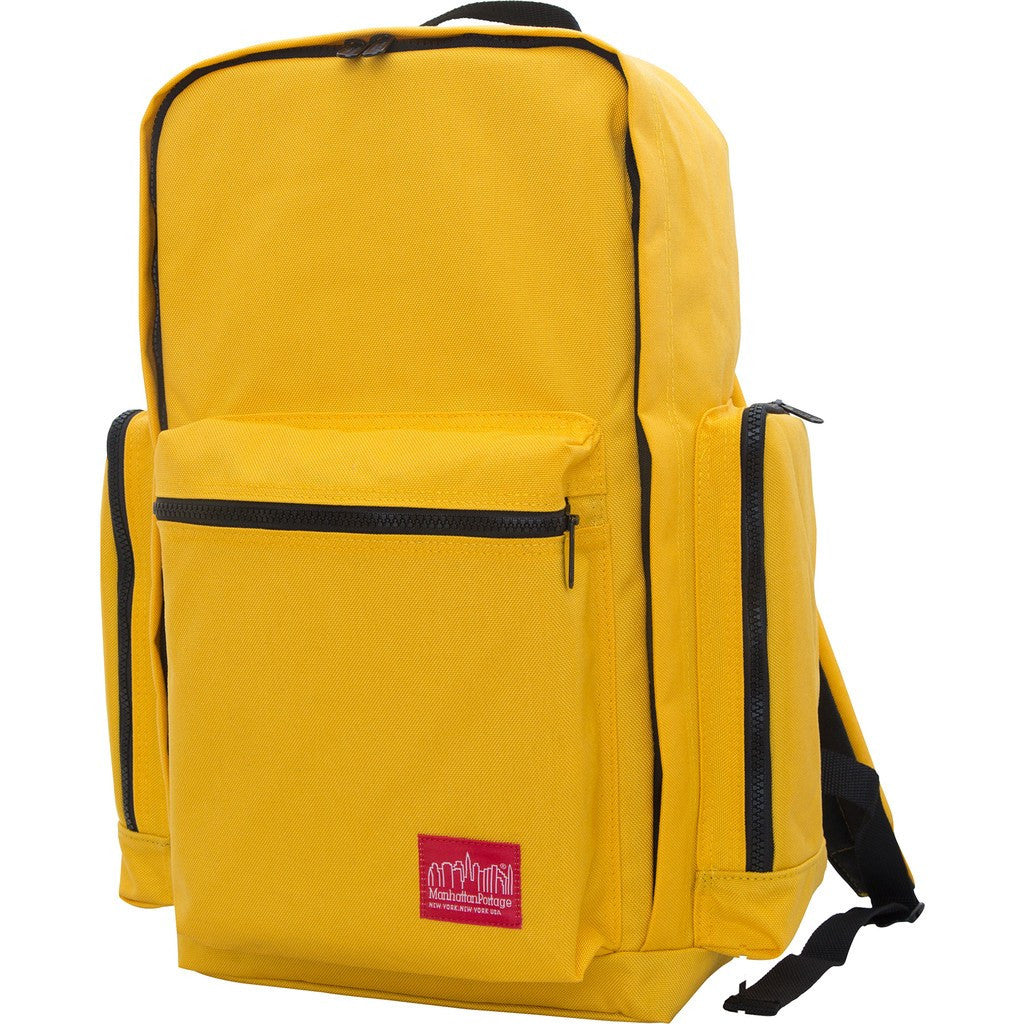 Manhattan Portage Inwood Hiking Backpack | Black 1216 BLK/Green 1216 GRN/Grey 1216 GRY/Mustard 1216 MUS/Navy 1216 NVY/Red 1216 RED