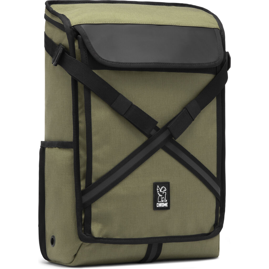 Chrome Echo Bravo Backpack | 20L Bravo Olive BG-248-OL-NA