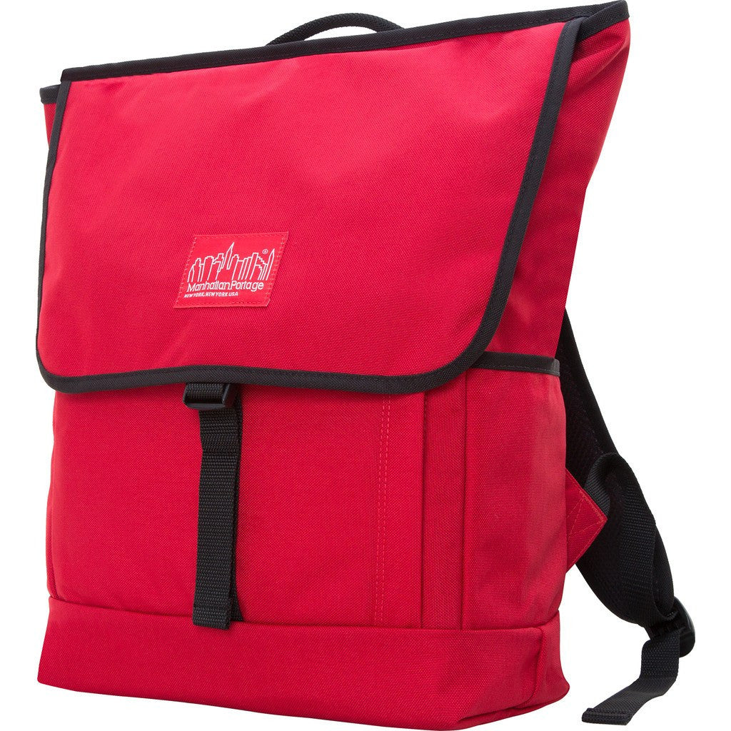 Manhattan Portage Washington Square Backpack | Black 1220 BLK/Grey 1220 GRY/Navy 1220 NVY/Red 1220 RED