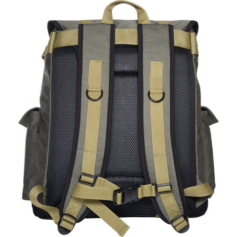 Manhattan Portage x Alpha Industries Jungle Backpack | Olive 1222-ALPHA