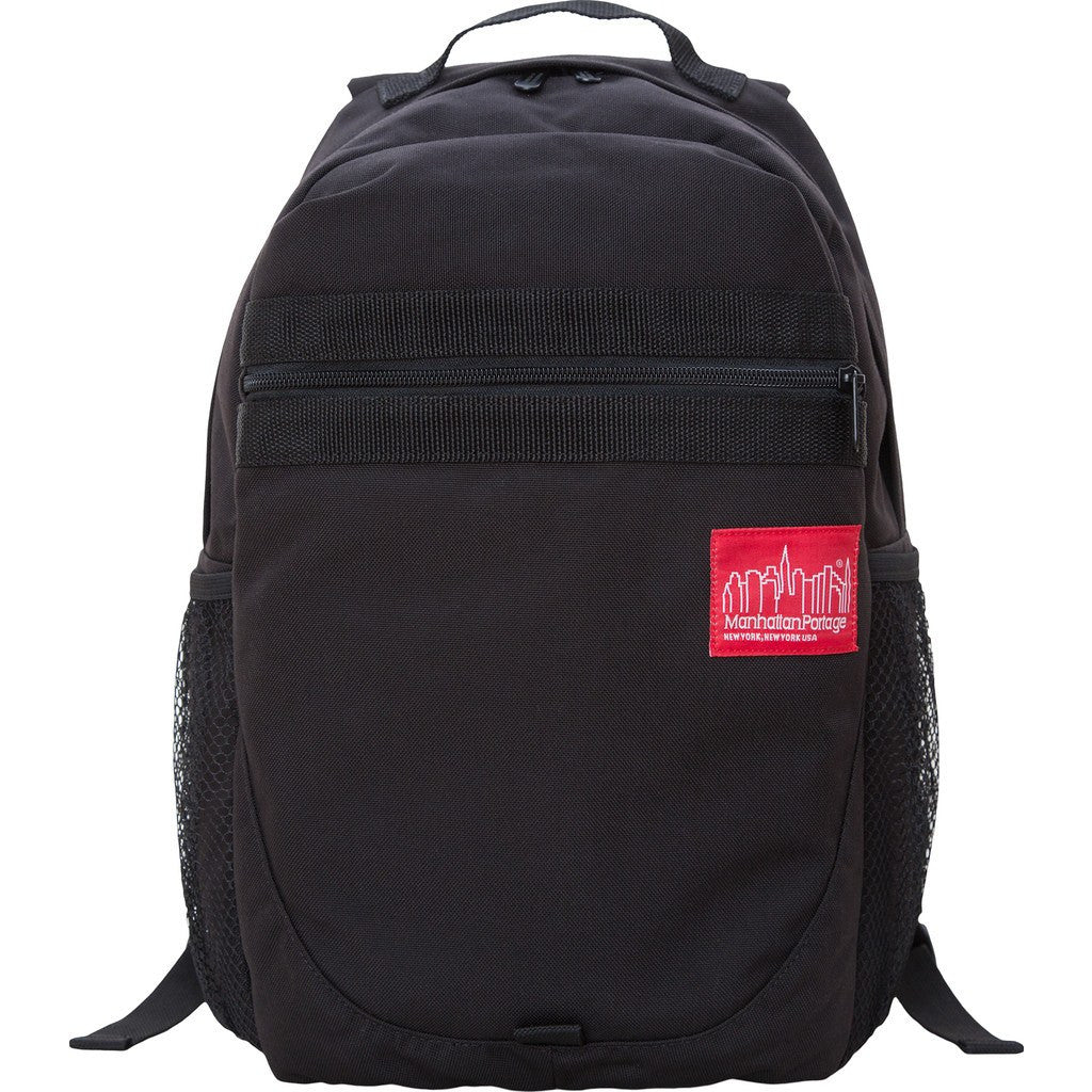 Manhattan Portage Critical Mass Backpack | Black 1233 BLK/Camouflage 1233 CAM/Green 1233 GRN/Grey 1233 GRY/Mustard 1233 MUS/Navy 1233 NVY/Red 1233 RED