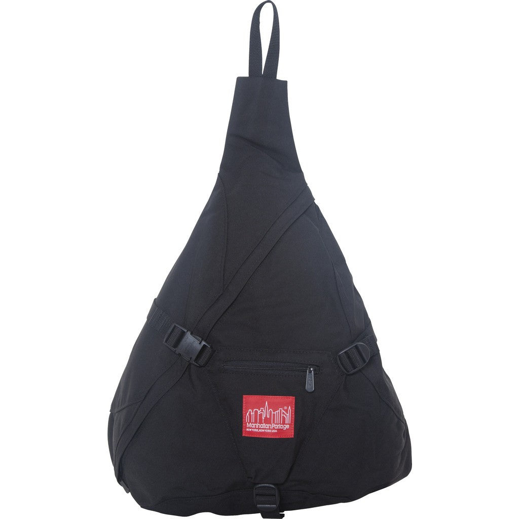 Manhattan Portage Large J Sling Bag | Black 1239 BLK / Grey 1239 GRY / Olive 1239 OLV