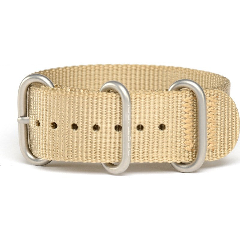 Bertucci DX3 Nylon Watch Band | Defender Khaki #124