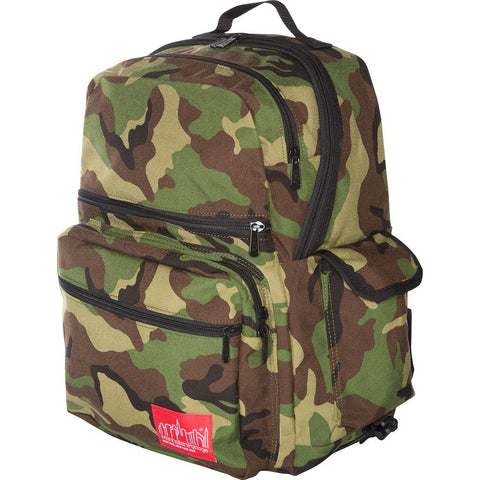 Manhattan Portage Ken's Backpack | Black 1242 BLK/Camouflage 1242 CAM/Grey 1242 GRY/Navy 1242 NVY/Red 1242 RED