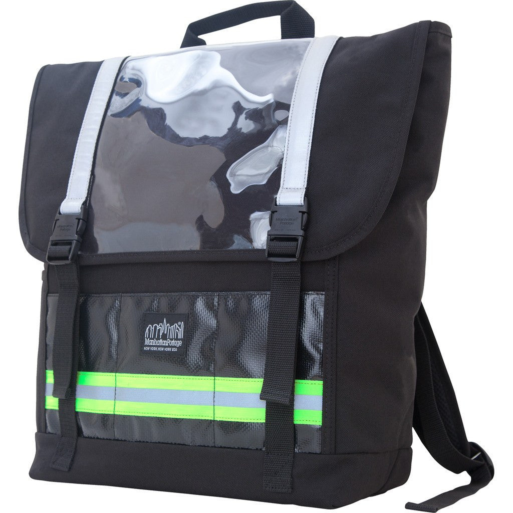 Manhattan Portage Small Empire Lite Backpack | Black 1249-LE BLK / Orange 1249-LE ORG / Red 1249-LE RED