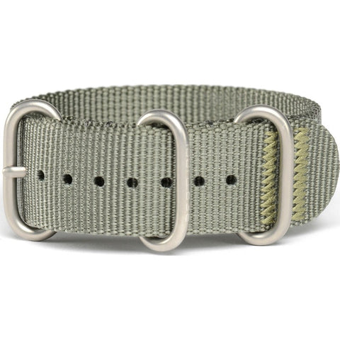 Bertucci DX3 Nylon Watch Band | Defender Drab Olive #125