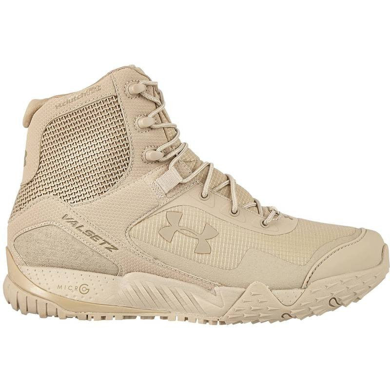Under Armour UA Valsetz RTS Men's Tactical Boots | Desert Sand