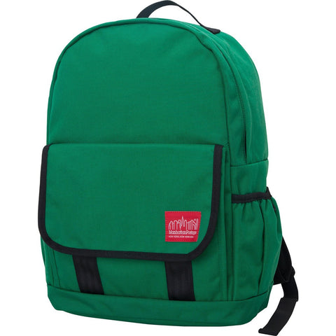 Manhattan Portage Washington Heights Backpack | 1255 BLK / 1255 GRN / 1255 GRY / 1255 MUS / 1255 NVY / 1255 RED
