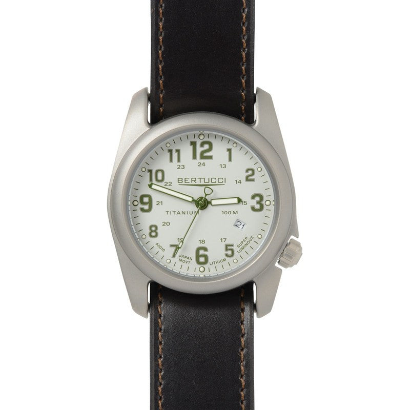 Bertucci A-2T Field Colors Watch | Caprili Stone/Forest