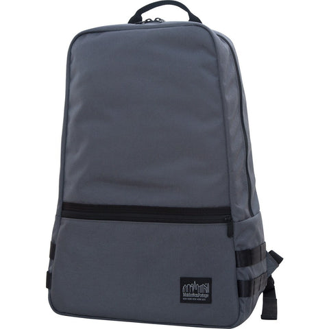 Manhattan Portage Skillman Backpack | Black 1290-BL BLK/Grey 1290-BL GRY/Navy 1290-BL NVY/Red 1290-BL RED